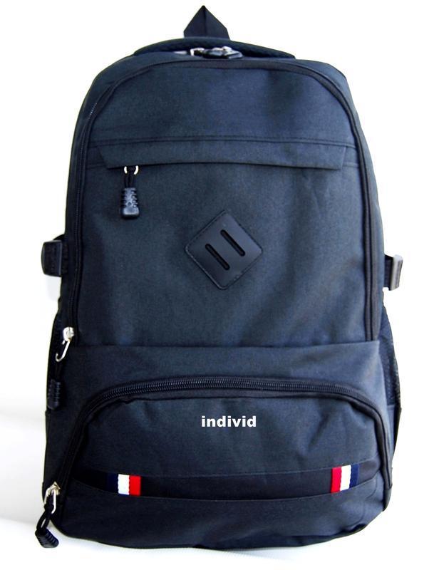Мужской рюкзак под ноутбук. сумка портфель. городской практичн...