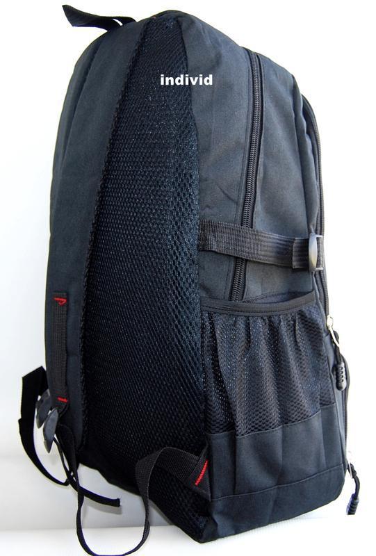 Мужской рюкзак под ноутбук. сумка портфель. городской практичн... - Фото 3