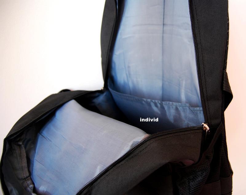 Мужской рюкзак под ноутбук. сумка портфель. городской практичн... - Фото 4