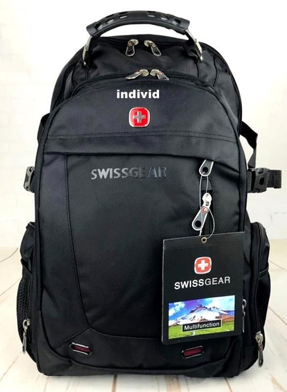 Швейцарский рюкзак swissgear c j3 выход. мужской рюкзак. сумка... - Фото 7