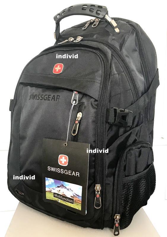 Швейцарский рюкзак swissgear c j3 выход. мужской рюкзак. сумка... - Фото 10