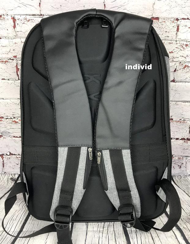 """Городской рюкзак  """"антивор"""" с отделением для ноутбука. мужская... - Фото 2"""