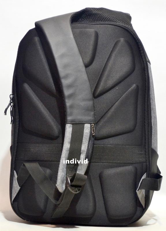 """Городской рюкзак  """"антивор"""" с отделением для ноутбука. мужская... - Фото 6"""