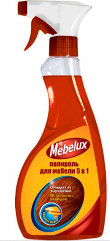 /Полироль для мебели 5в1 Mebelux 500 мл