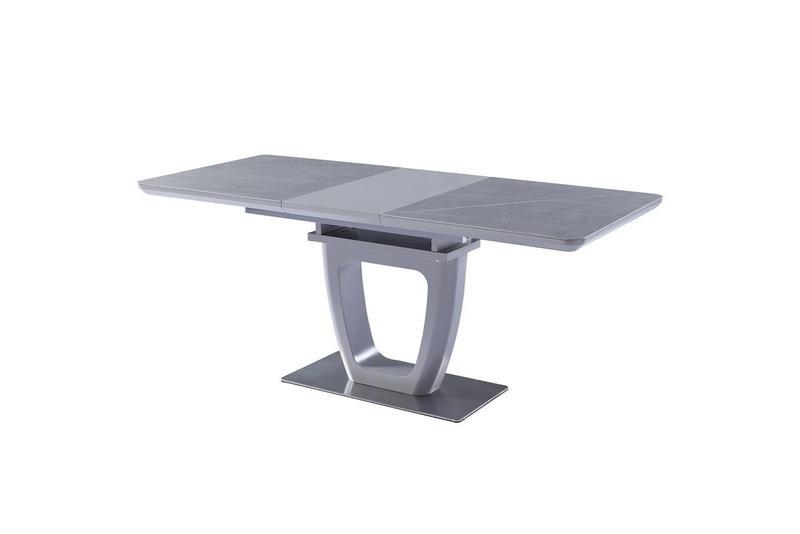Керамический стол TML-861 айс грей