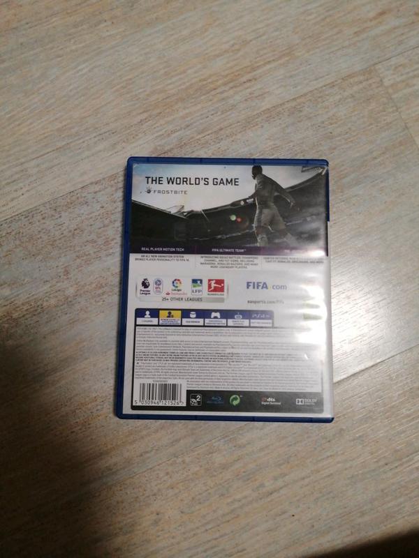 Игра на PlayStation 4 Fifa 18 - Фото 2