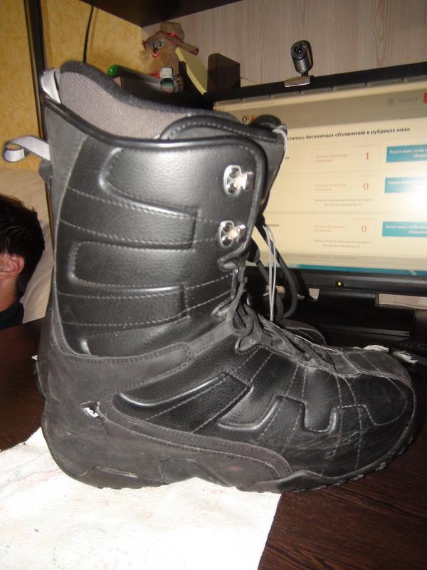 Ботинки для сноуборда 44 р