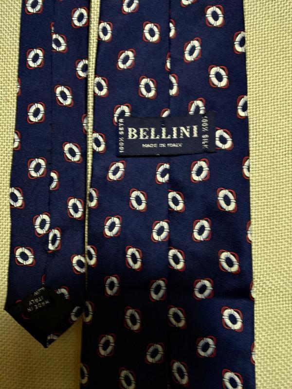 Шелковый галстук - Фото 3