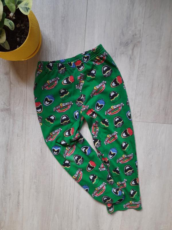 Штаны домашние пижамные пижама хлопок 4-5 лет