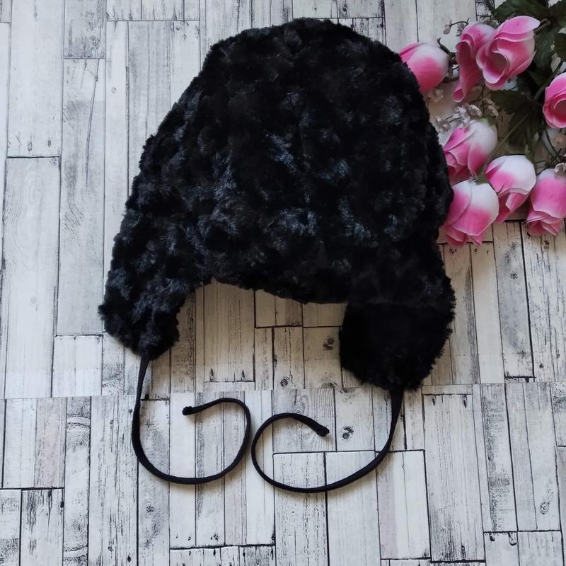Зимняя шапка ушанка esmara женская - Фото 4
