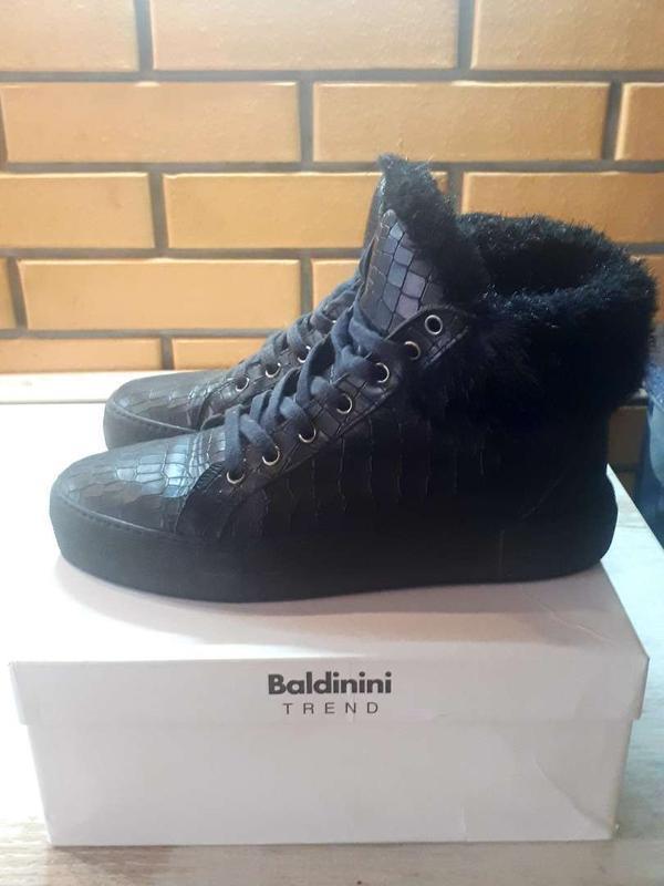 Осенние ботинки baldinini