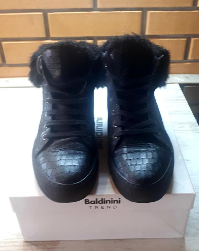 Осенние ботинки baldinini - Фото 2