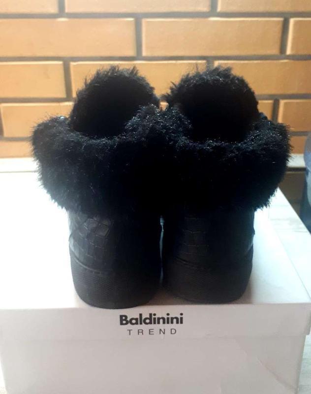 Осенние ботинки baldinini - Фото 3