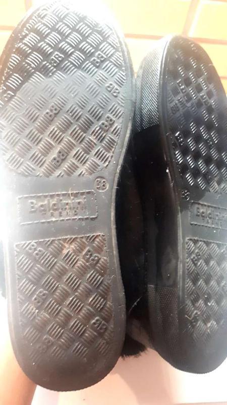 Осенние ботинки baldinini - Фото 4