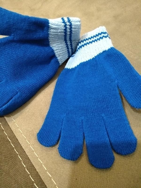 Перчатки minions - Фото 2