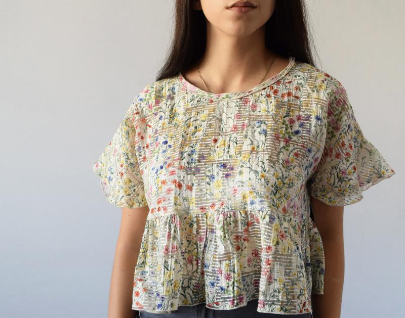 Блуза zara (новая, с биркой) - Фото 5