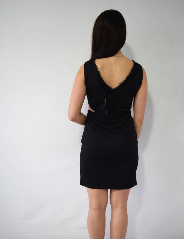 Платье с кружевом boohoo night (новое, с биркой) - Фото 5