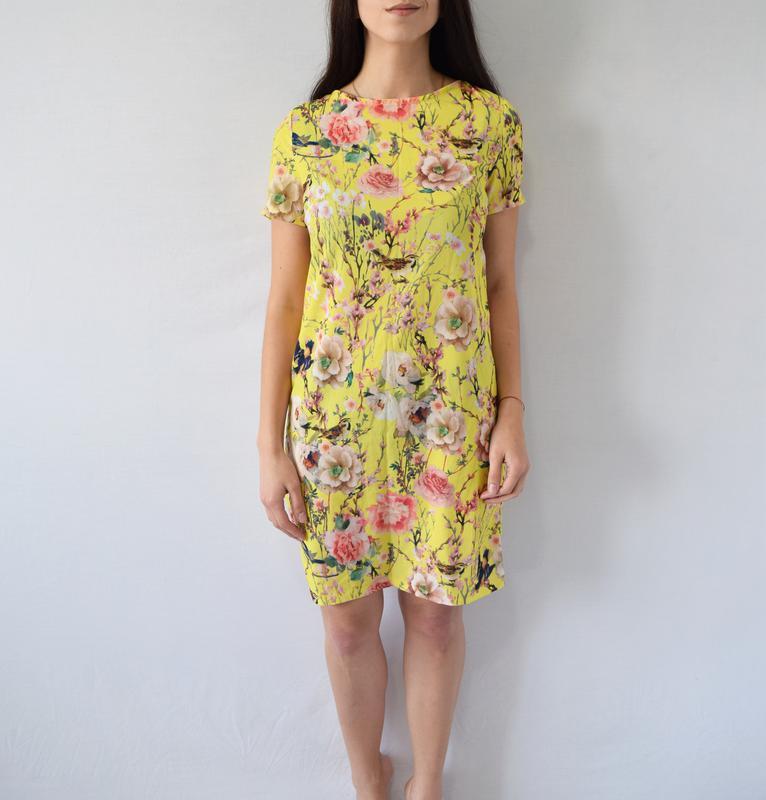 Платье в цветочный принт alice&you