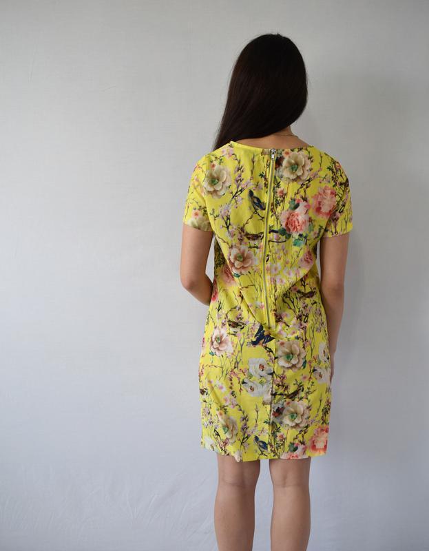 Платье в цветочный принт alice&you - Фото 3