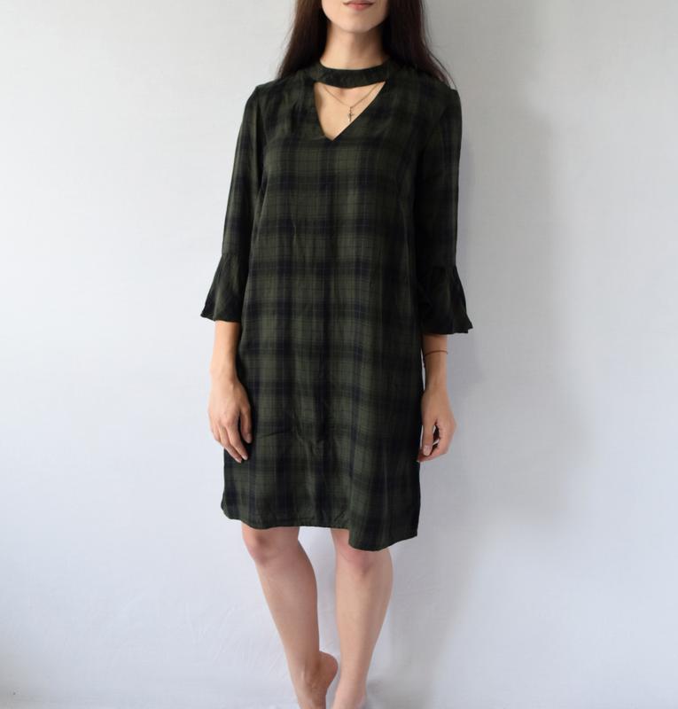Платье с чокером (новое, с биркой) f&f - Фото 2