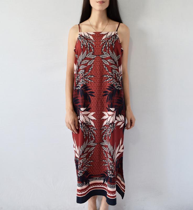 Платье с разрезами principles - Фото 2