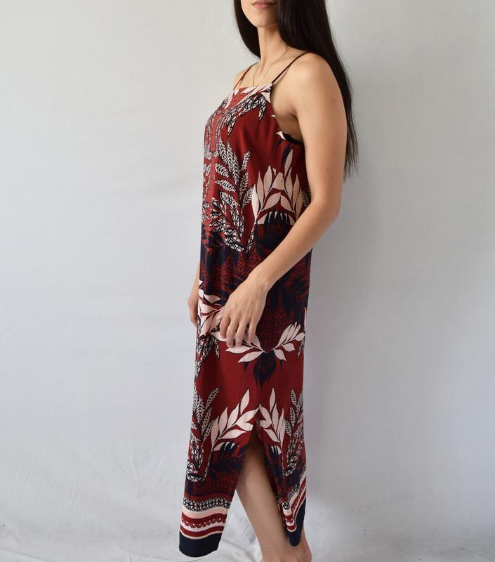Платье с разрезами principles - Фото 3