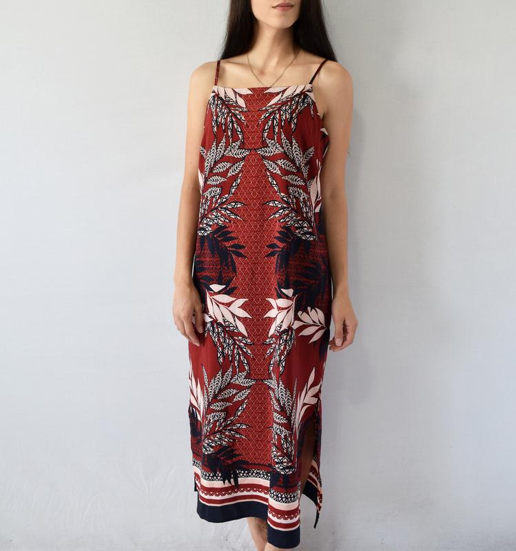 Платье с разрезами principles - Фото 4