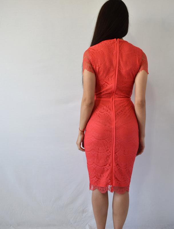 Платье с кружевом missguided - Фото 5