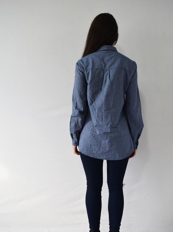 Рубашка с вышивкой bonmarche - Фото 3
