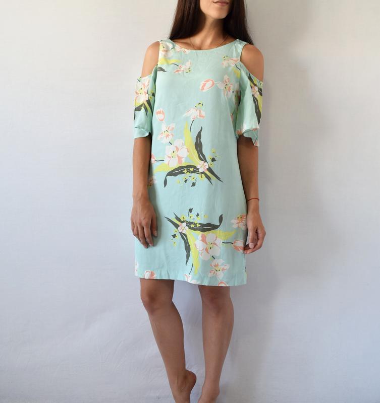 Платье (новое, с биркой) mango - Фото 2
