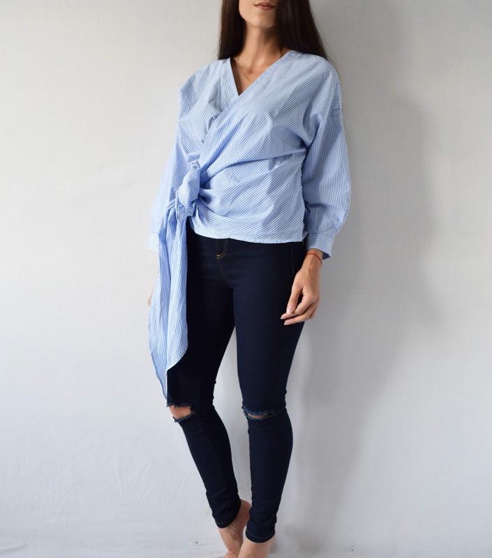 Блузка h&m - Фото 2