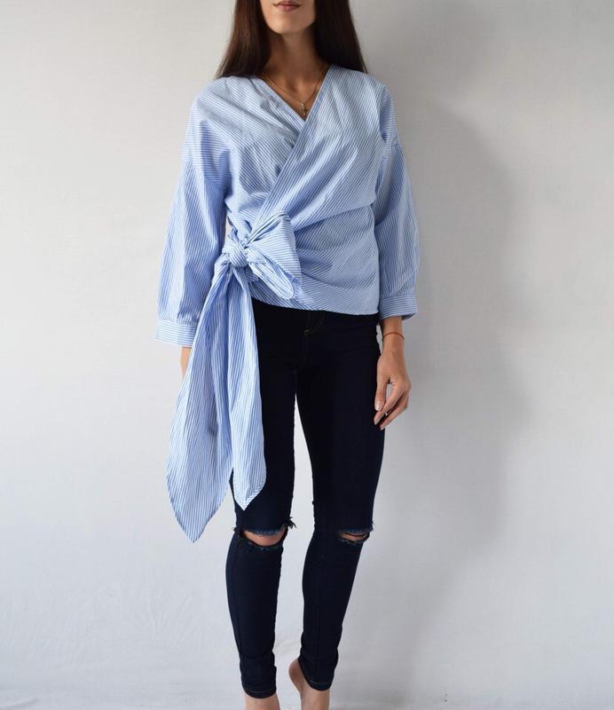 Блузка h&m - Фото 3