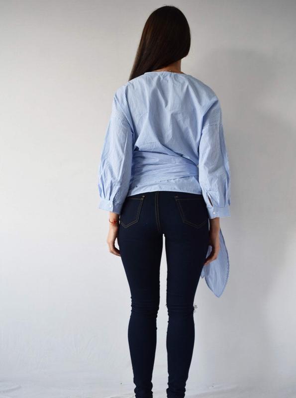 Блузка h&m - Фото 4