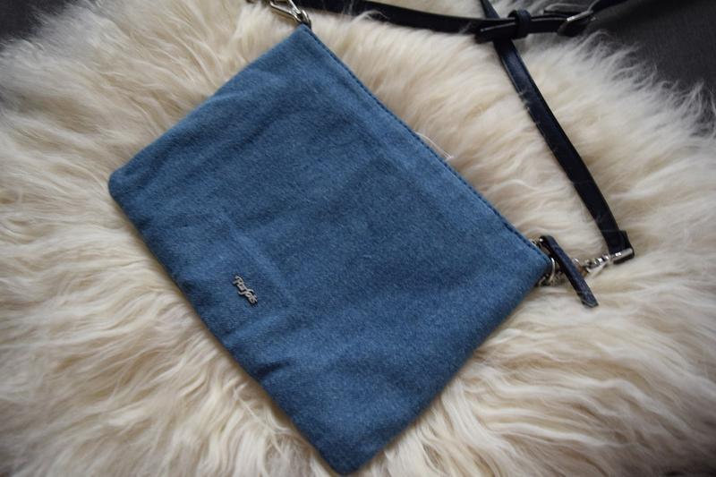 Сумка с вышивкой parfois - Фото 4