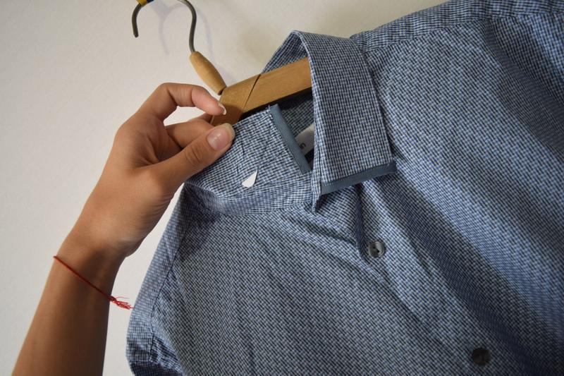 Рубашка calvin klein - Фото 4
