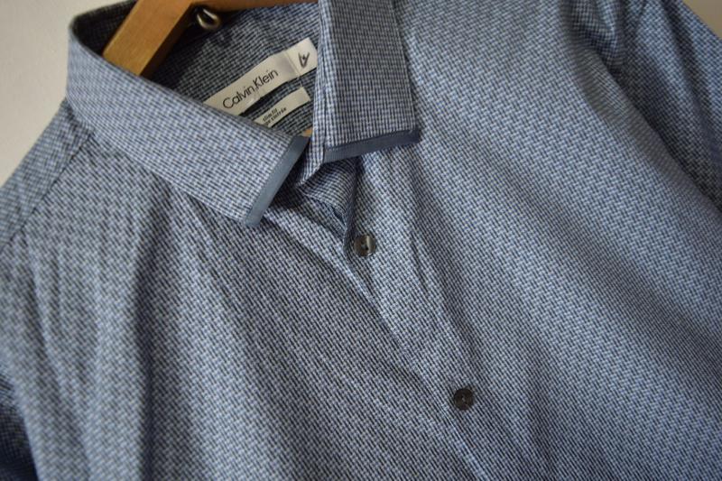 Рубашка calvin klein - Фото 5