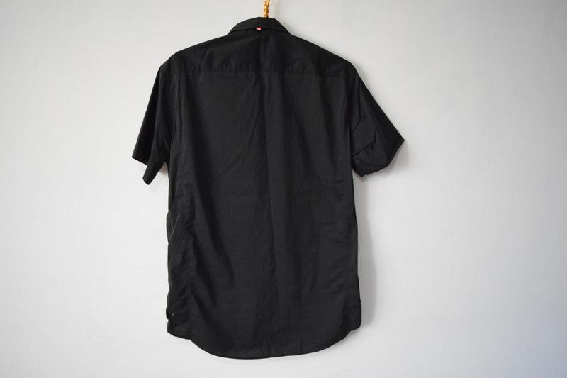 Рубашка с коротким рукавом boss - Фото 3
