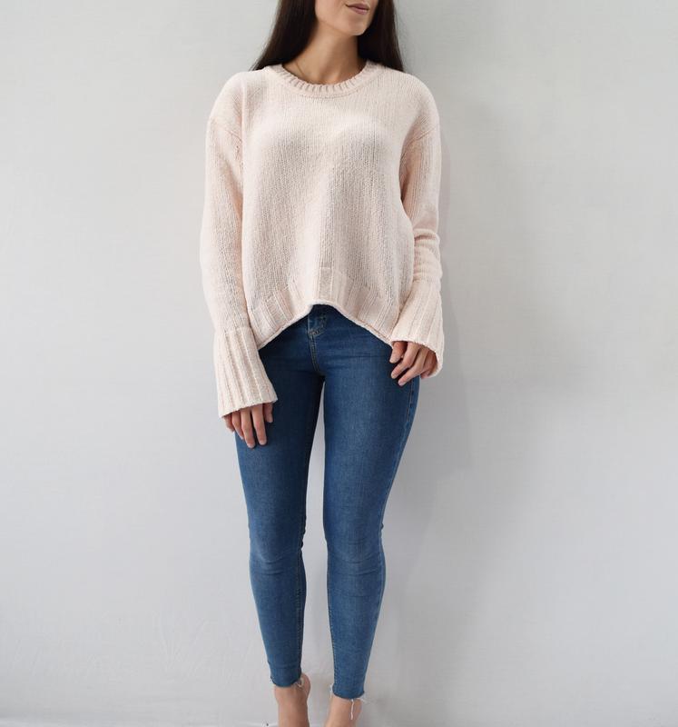 Плюшевый свитер atm - Фото 2