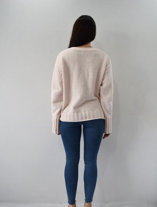 Плюшевый свитер atm - Фото 4