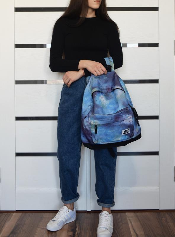 Рюкзак fabric - Фото 2