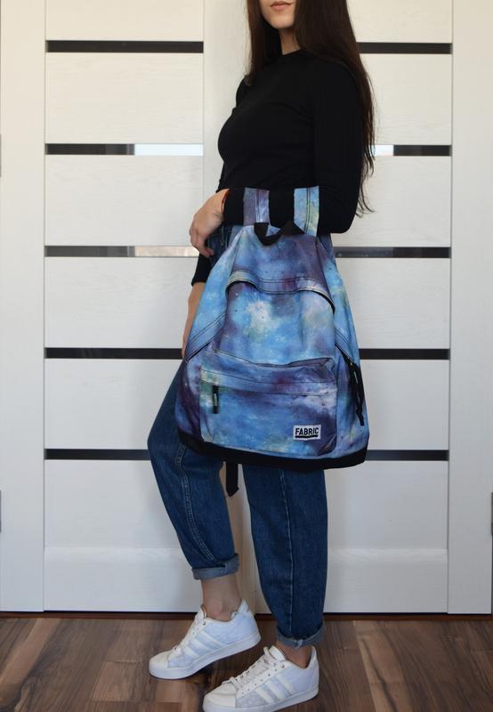 Рюкзак fabric - Фото 3