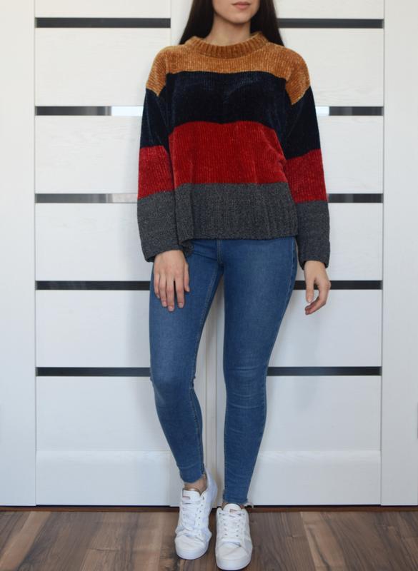 Плюшевый свитер m&s - Фото 2