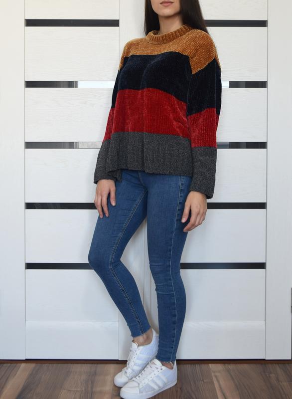 Плюшевый свитер m&s - Фото 3