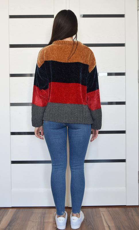Плюшевый свитер m&s - Фото 4