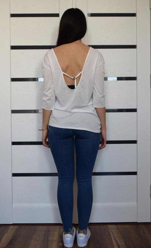 Блуза zara - Фото 3