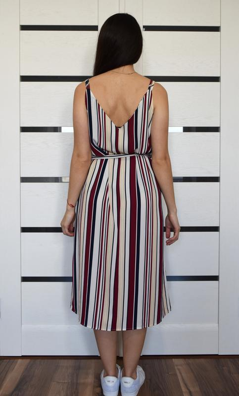 Платье в полоску new look - Фото 3