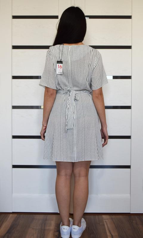 Платье в полоску primark {новое, с биркой} - Фото 4