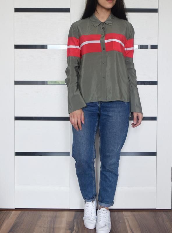 Шелковая блузка - Фото 4