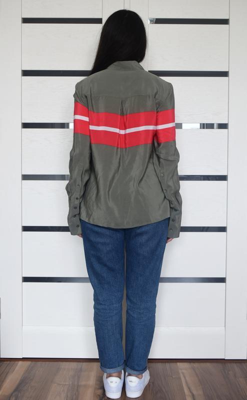 Шелковая блузка - Фото 5