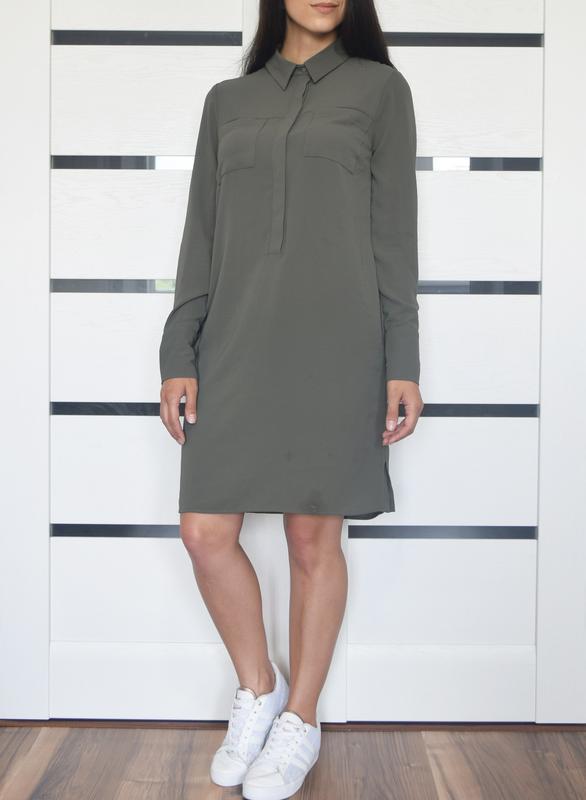 Платье с карманами (новое, с биркой) oliver bonas